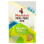 Nandos Peri Peri Rub Lemon & Herb 25g